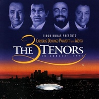 The Three Tenors - The 3 Tenors In Concert 1994: Carreras Domingo Pavarotti with Mehta