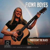 Fiona Boyes - Professin' The Blues