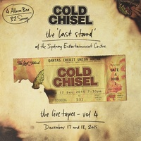 Cold Chisel - The Live Tapes Vol. 4: The Last Stand