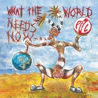Public Image Ltd - What The World Needs Now…
