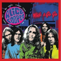 Alice Cooper - Live At The Whisky A-Go-Go 1969
