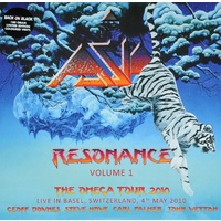 Asia - Resonance Volume 1 - The Omega Tour 2010