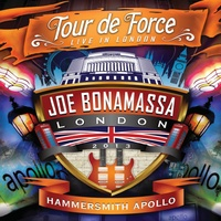 Joe Bonamassa - Tour De Force – Live from the Hammersmith Apollo