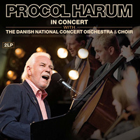 Procol Harum - In Concert With The Danish National Concert Orchestra And Choir