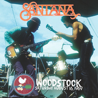 Santana - Woodstock: Saturday August 16, 1969