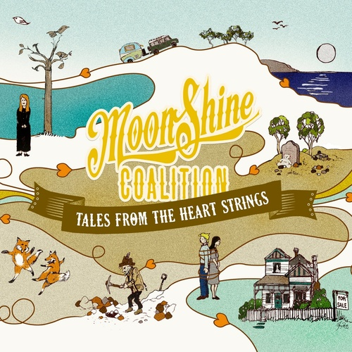 Moonshine Coalition - Tales From The Heart Strings